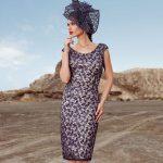 atelier tsourani φόρεμα coctail για πολιτικό γάμο