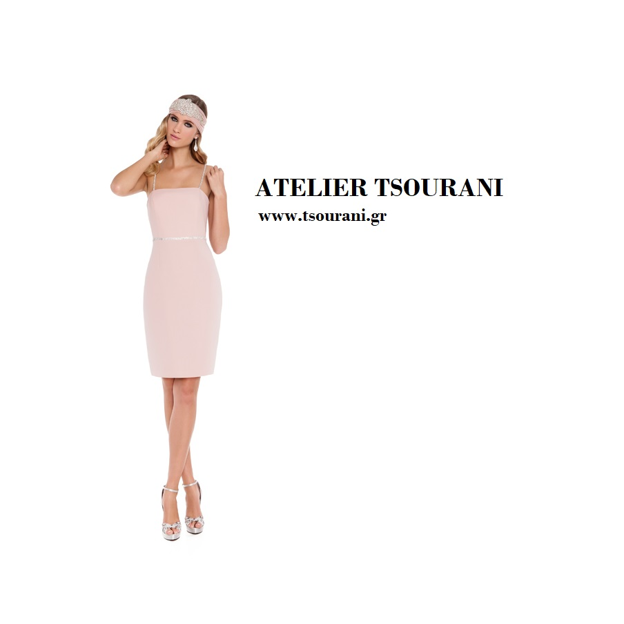 Κομψά Απογευματινά Φορέματα Atelier Tsourani