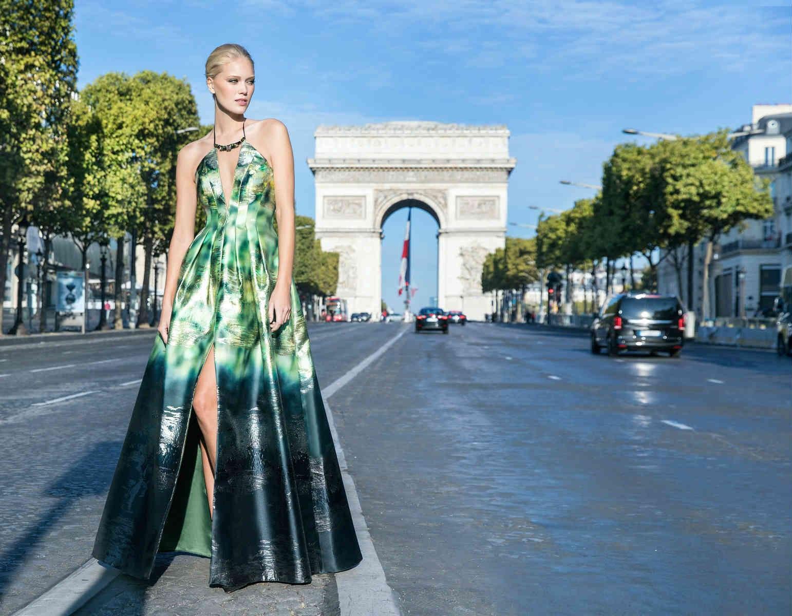 ea7e19f98f50 Atelier Tsourani Φορέματα Δεξίωσης Atelier Tsourani haute-couture ...