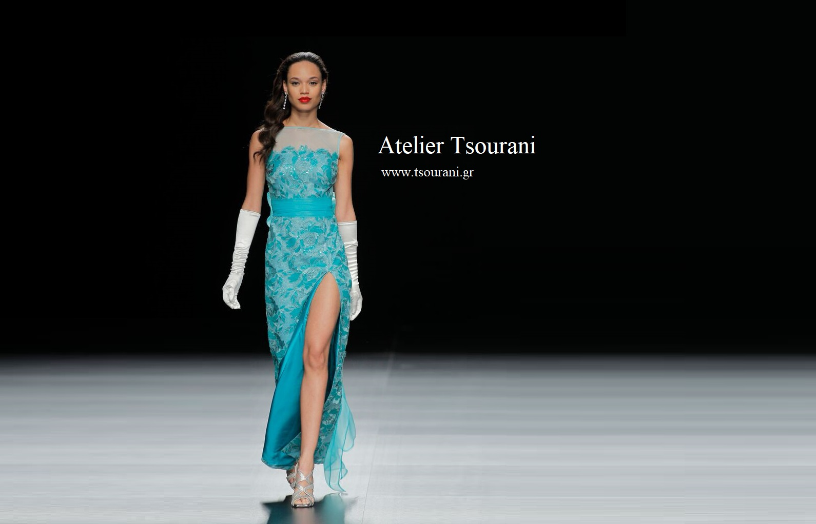 615739599c54 Atelier Tsourani » Κομψά Φορέματα Δεξίωσης Tsourani