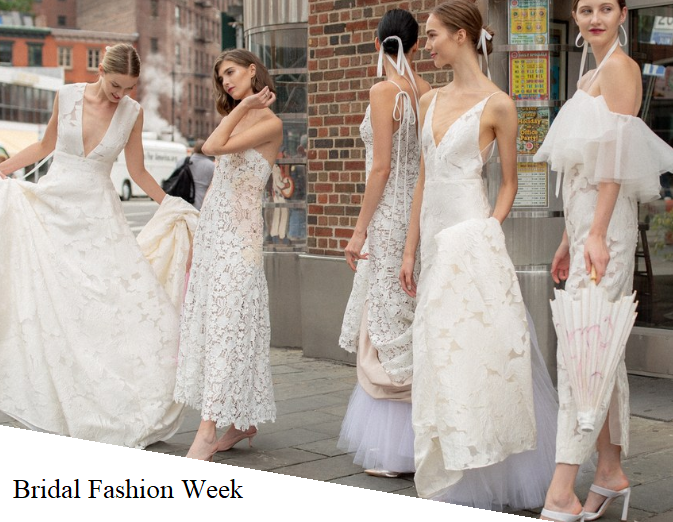 Bridal Fashion Week
