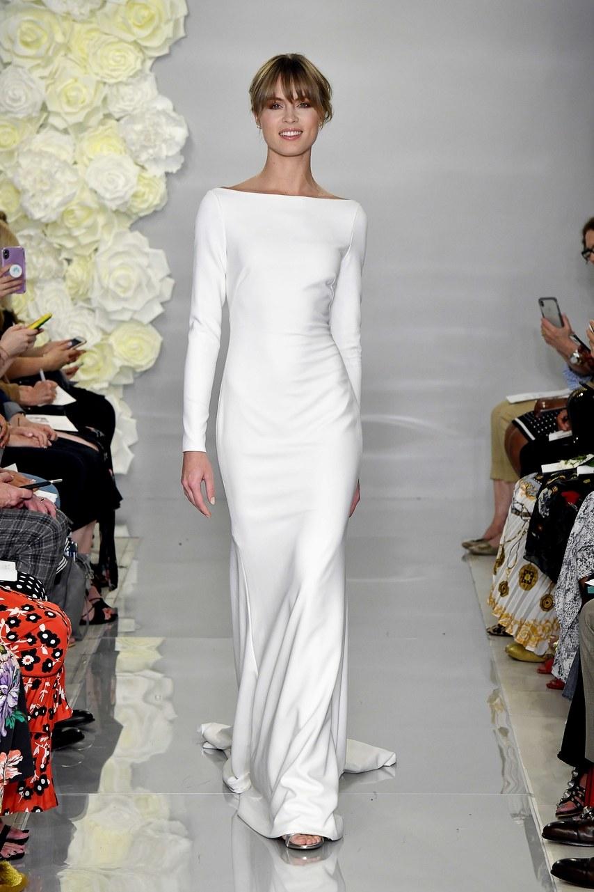 Wedding Dress at Bridal Fashion Week Paris